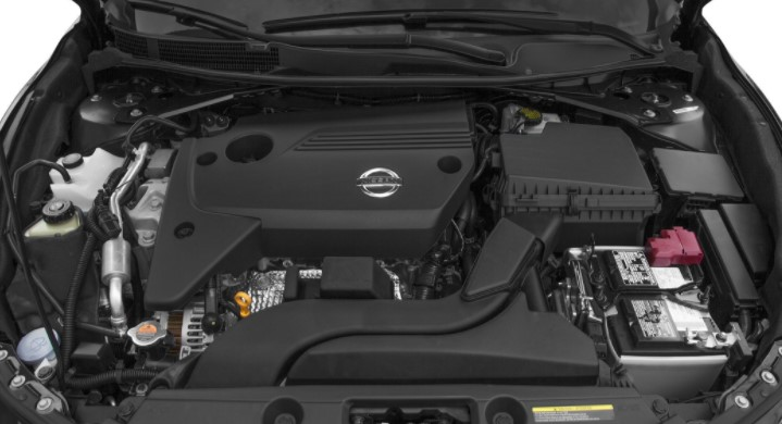 2020 Nissan Altima Engine