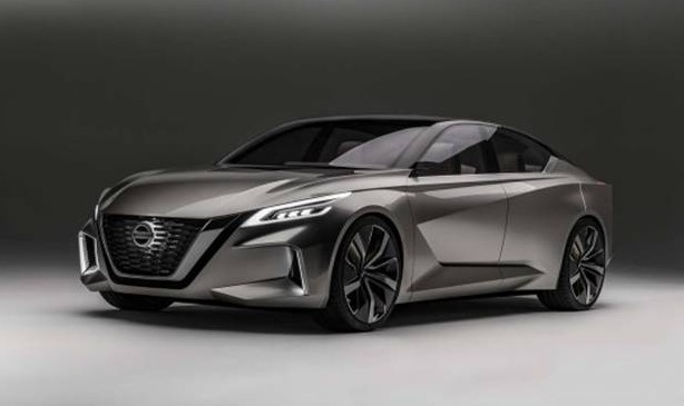 2020 Nissan Altima Redesign