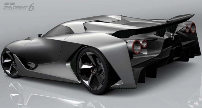 2020 Nissan Concept GTR