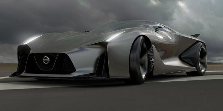 2020 Nissan Concept Price