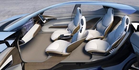 2020 Nissan Concept Seats