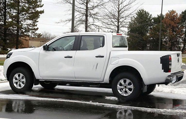 2020 Nissan Frontier Price