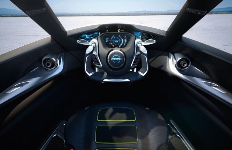 2020 Nissan GT-R Interior