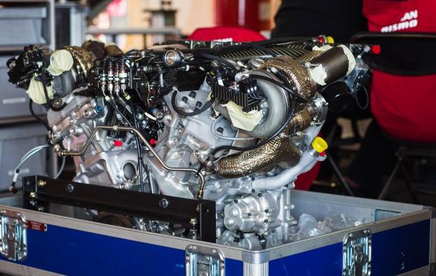 2020 Nissan GT-R Powertrain