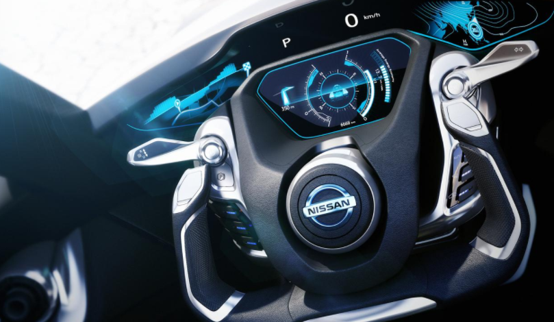 2020 Nissan GT-R Steering Wheel