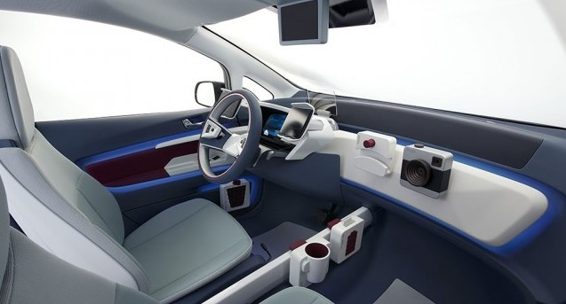 Nissan Leaf 2020 Dashboard