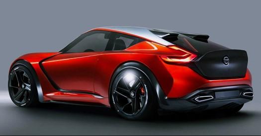 2020 Nissan Z Car