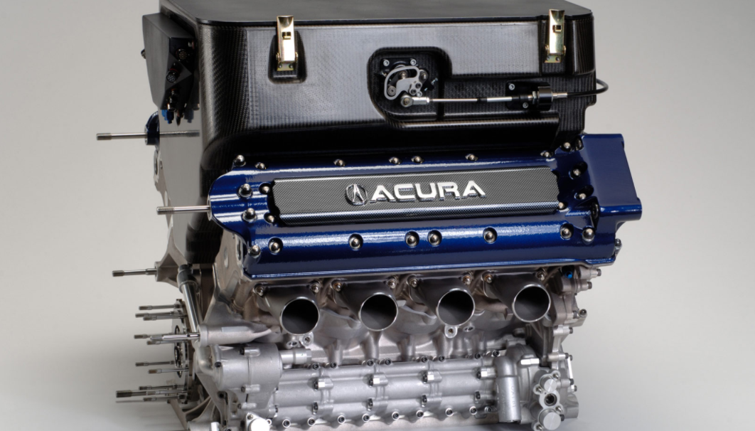Acura FCX 2020 Le Mans Engine