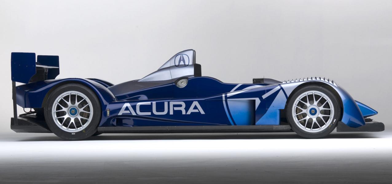 Acura FCX 2020 Le Mans Exterior