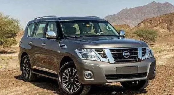 Nissan Patrol 2019 Facelift