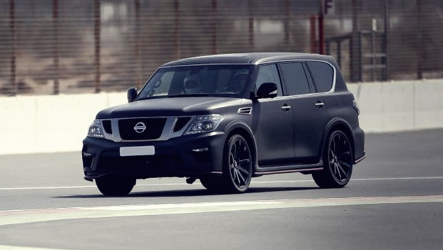 Nissan Patrol 2020 Redesign