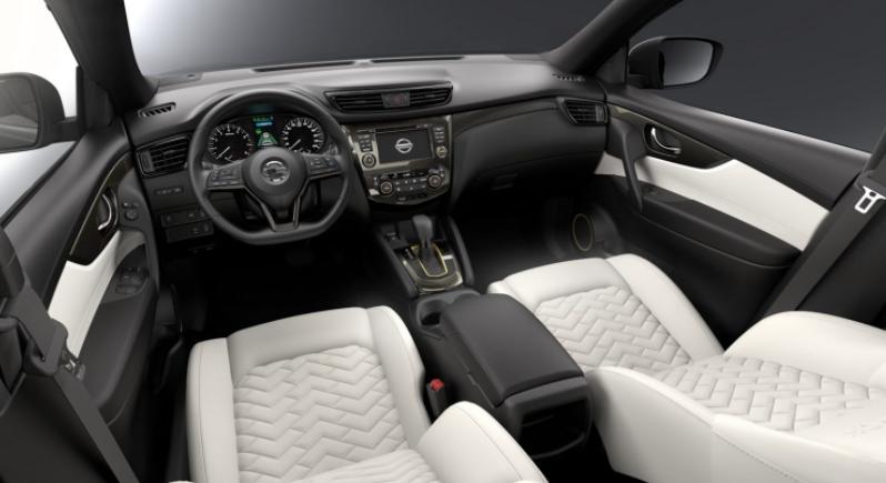 Nissan Qashqai 2019 Interior
