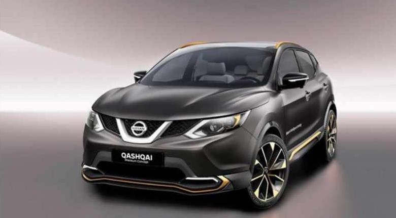 Nissan Qashqai 2019 Redesign