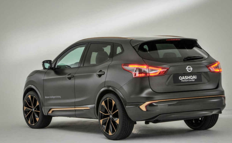 Nissan Qashqai 2019 Release Date
