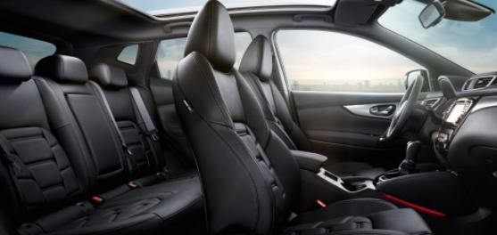 Nissan Qashqai 2019 Seats