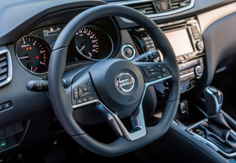 Nissan Qashqai 2020 Interior