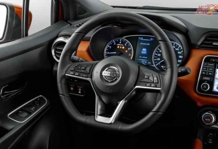 Nissan Sunny 2019 Interior