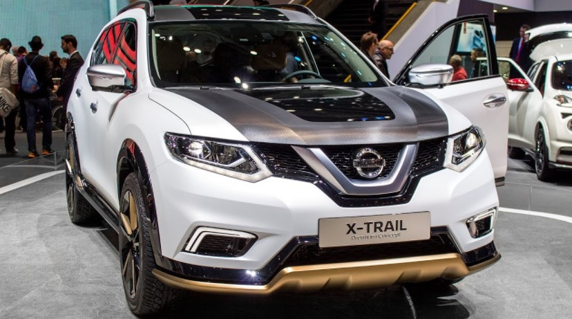 Nissan X-Trail 2020 Redesign