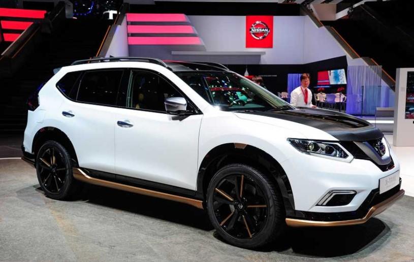 Nissan X-Trail 2020 Release Date