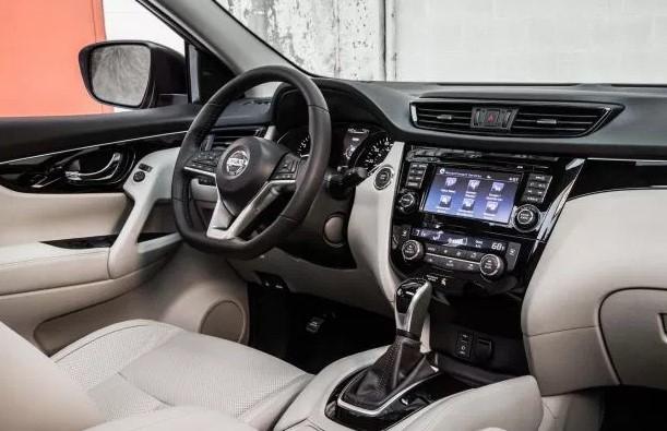 Nissan X-Trail 2020 Steering Wheel