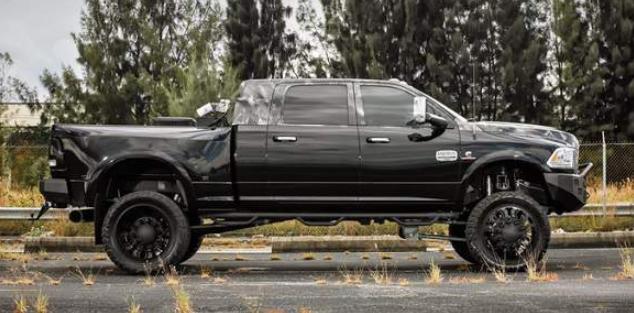 2019 Dodge Ram 2500 Diesel Exterior