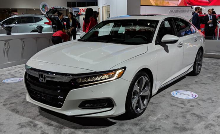 2019 Honda Accord Exterior