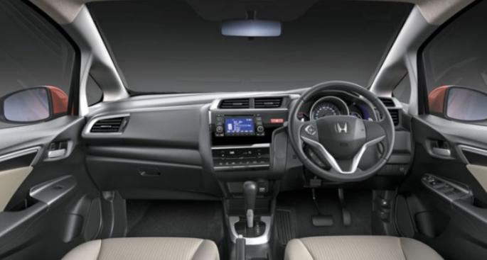 2019 Honda BRV Interior
