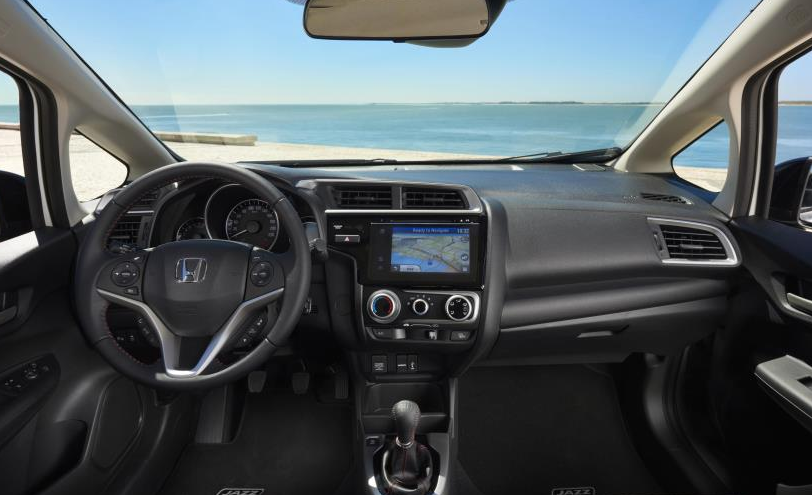 2019 Honda Jazz RS Interior