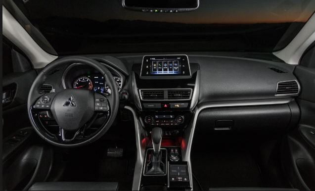 2019 Mitsubishi Eclipse Cross interior