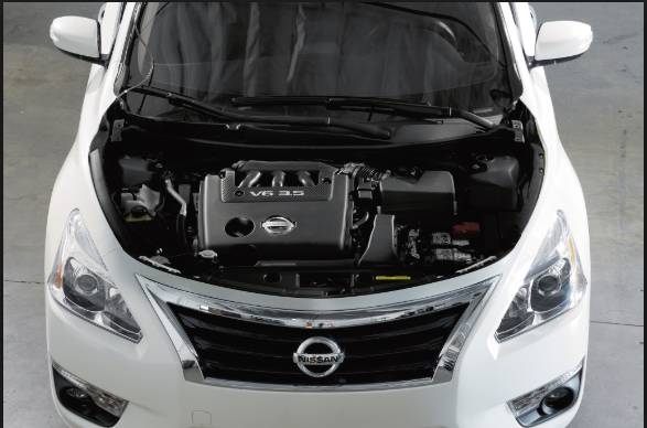 2019 Nissan Altima release engine
