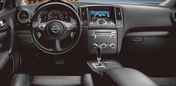 2019 Nissan Terra Interior