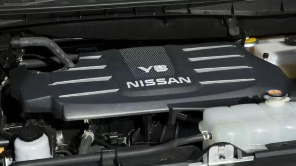 2019 Nissan Titan Nismo Engine