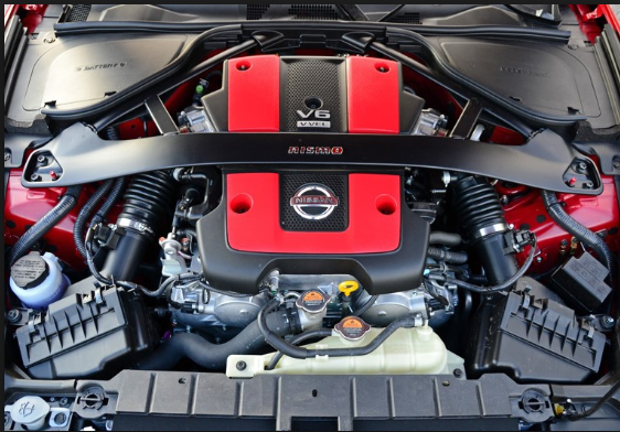 2019 Nissan Z35 engine