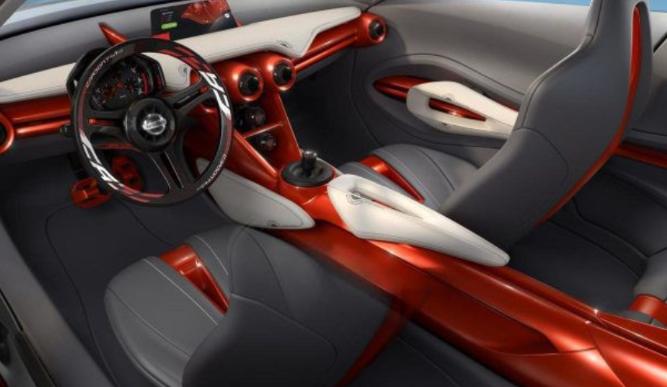 2019 Nissan Z35 interior
