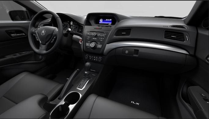 2020 Acura ILX. interior