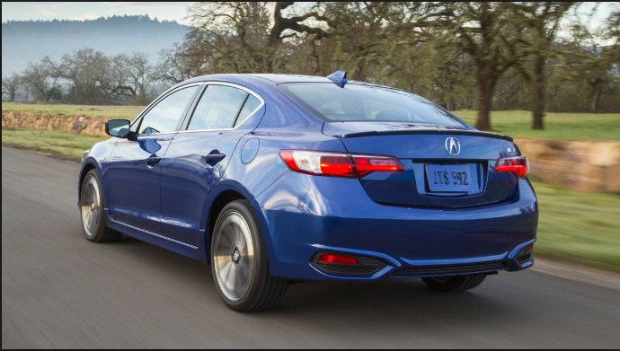 2020 Acura ILX. review