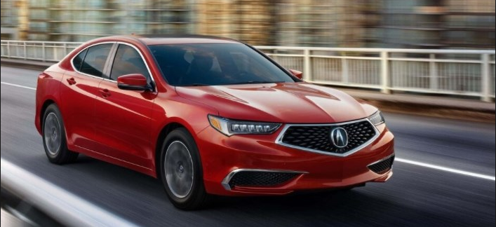 2020 Acura TLX review