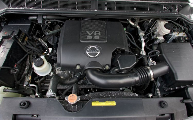 2020 nissan armanda engine
