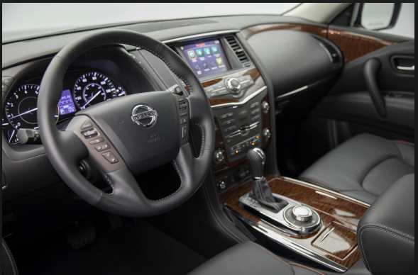 2019 Nissan redesign interior