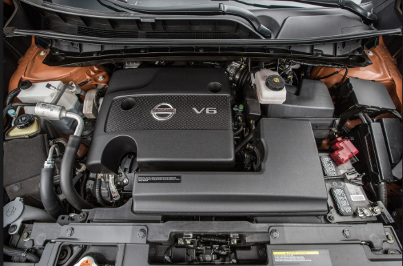 2020 Nissan Murano engine