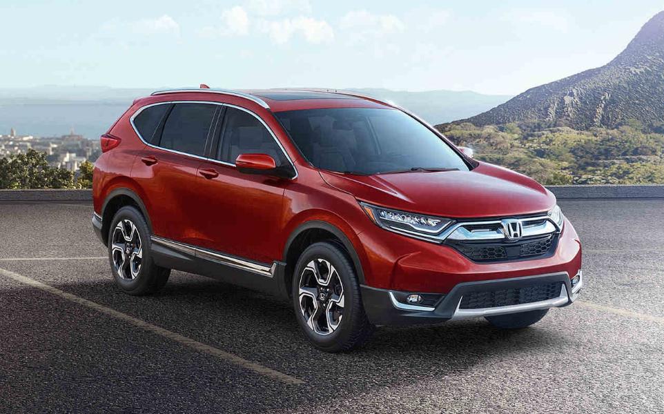 Honda CRV 2019 Exterior