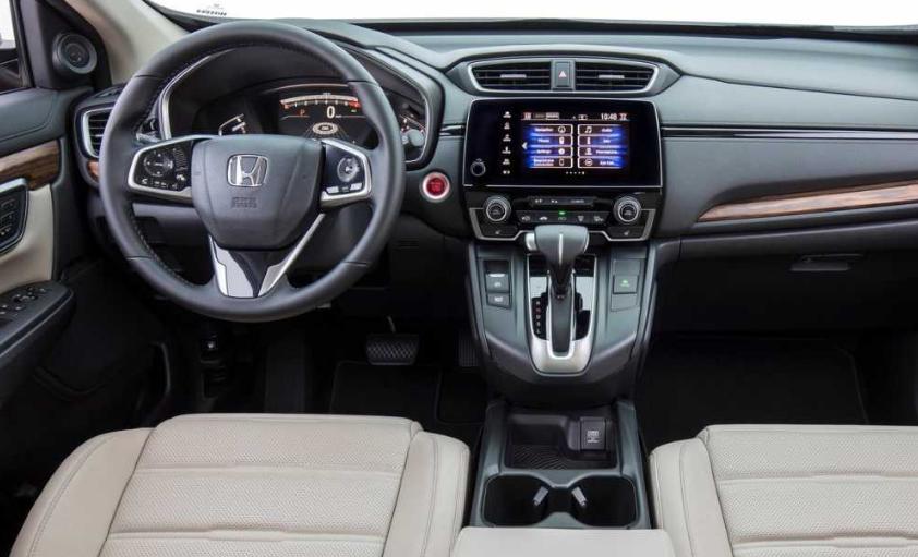 Honda CRV 2019 Interior