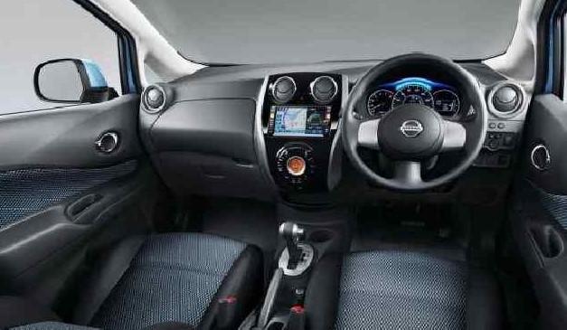 Nissan Note 2019 Interior