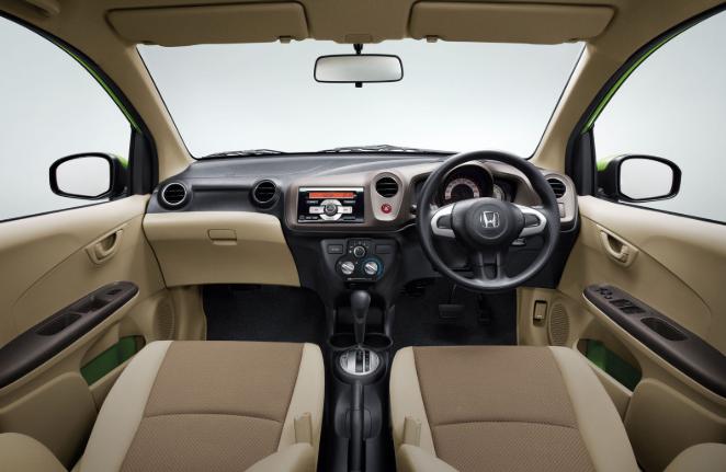 2019 Honda Mobilio Interior