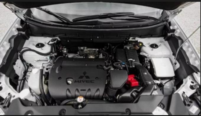 2019 Mitsubishi 3000GT engine