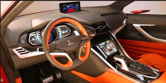 2019 Mitsubishi 3000GT interior