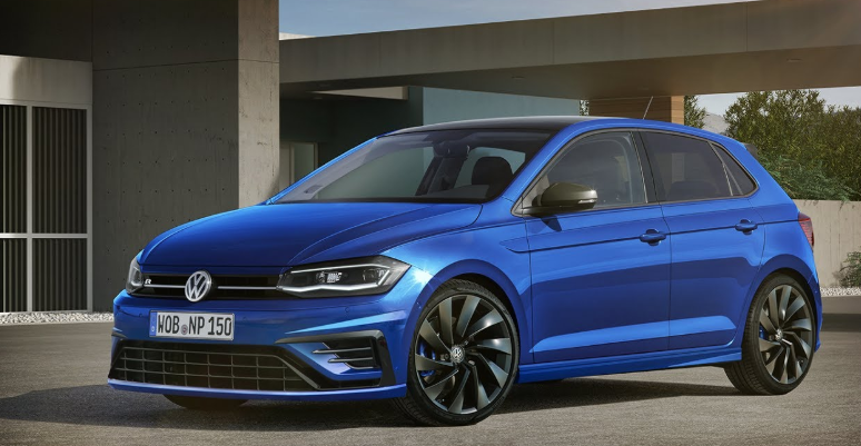 2019 VW Polo Exterior