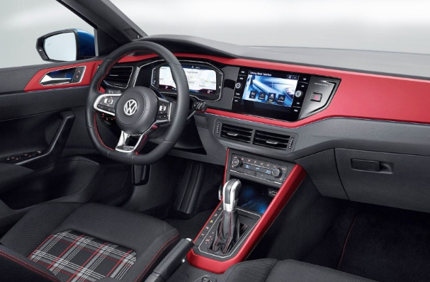 2019 VW Polo GTI Interior