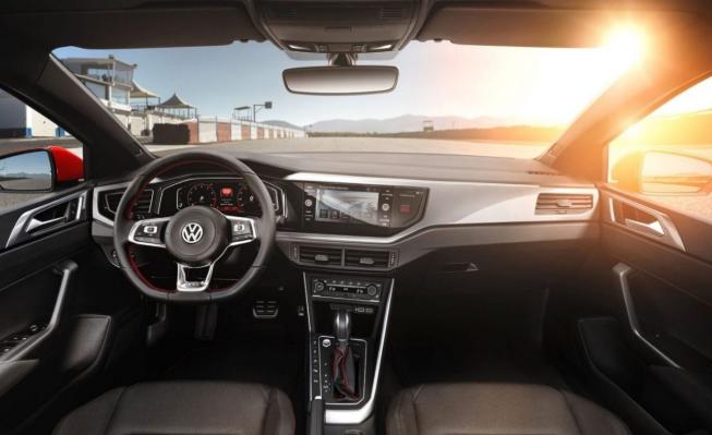 2019 VW Polo Interior