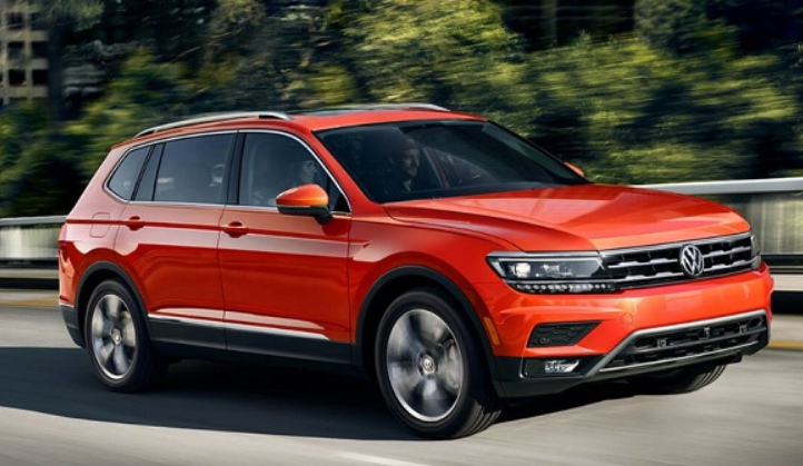 2019 VW Tiguan Exterior